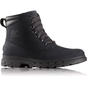 Sorel Portzman Lace Chaussures Homme, black/black
